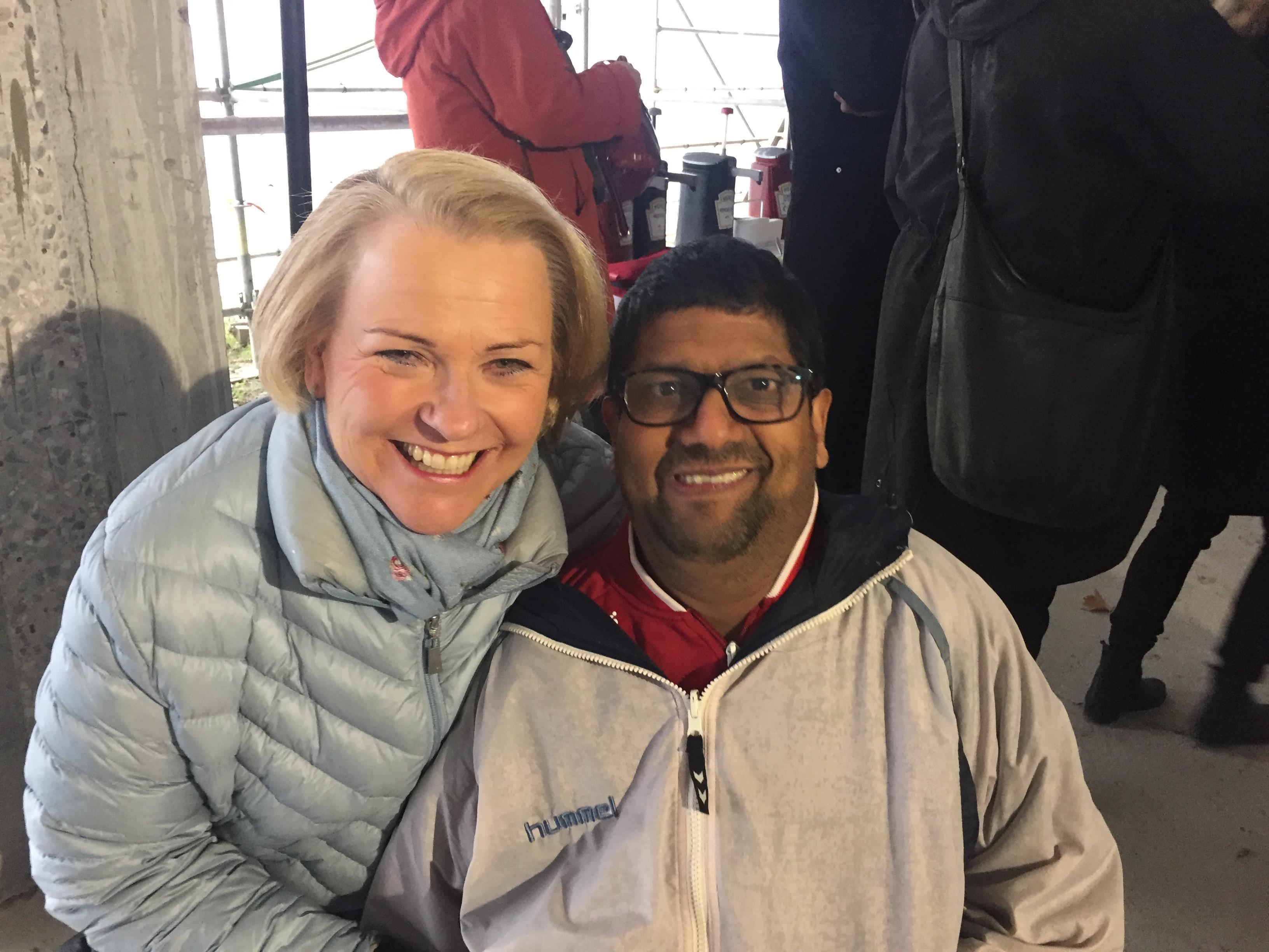 Socialudvalgsformandens tale til rejsegilde, Botilbuddet Betty   Pernille Høxbro