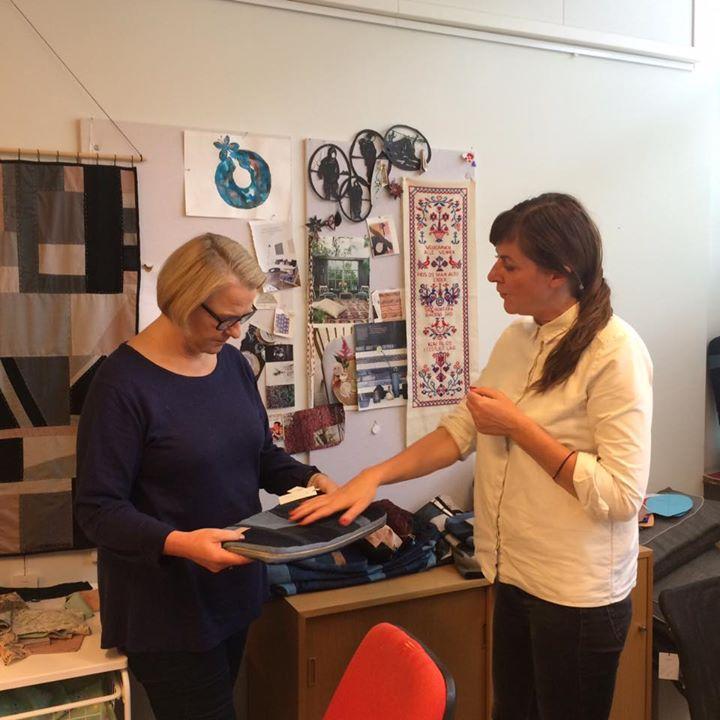 I dag har Pernille Høxbro, formand for socialudvalget i...
