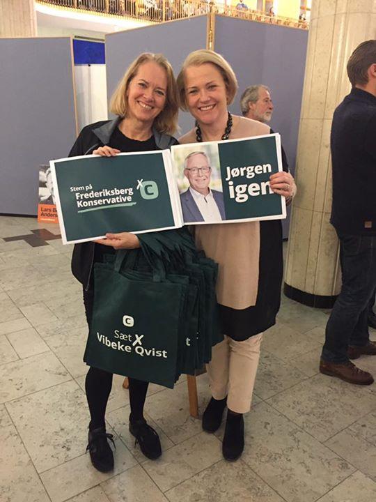 Jørgen igen som Borgmester 👍 Stort vælgermøde p...