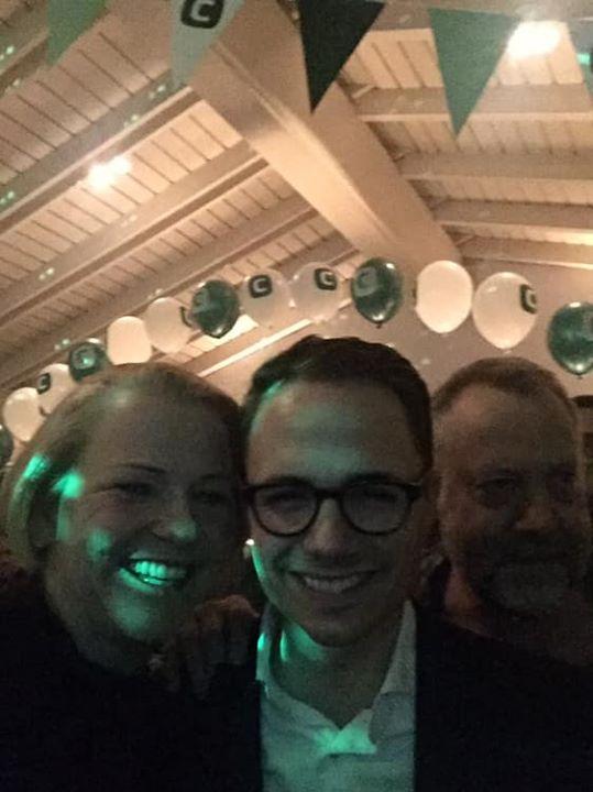Min bedste politiske ven Borgmester Jørgen Glenthøj har...